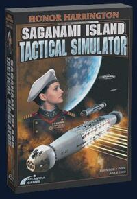 Saganami island tactical simulator cover