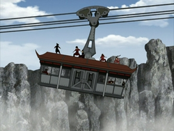 Boiling Rock gondola