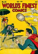 World&#39;s Finest Comics 25