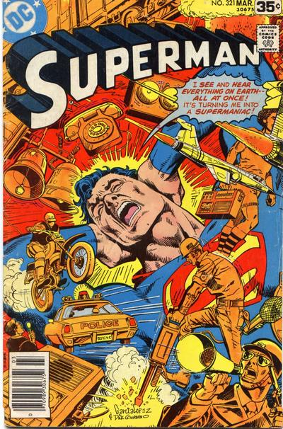 Superman v.1 321 Superman v.1 321. Superman Vol 1 #321