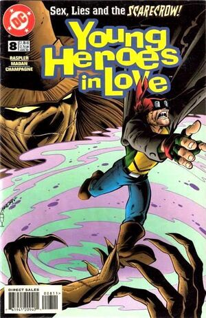 Cover for Young Heroes in Love #8