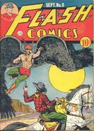 Flash Comics 9