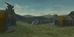 Ithorian-Czerka site