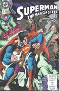 Superman Man of Steel Vol 1 2