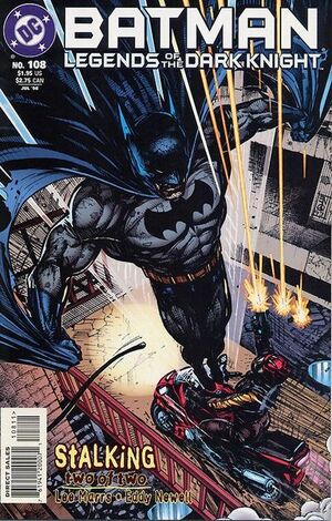 Cover for Batman: Legends of the Dark Knight #108