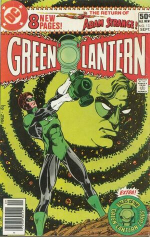 Cover for Green Lantern #132