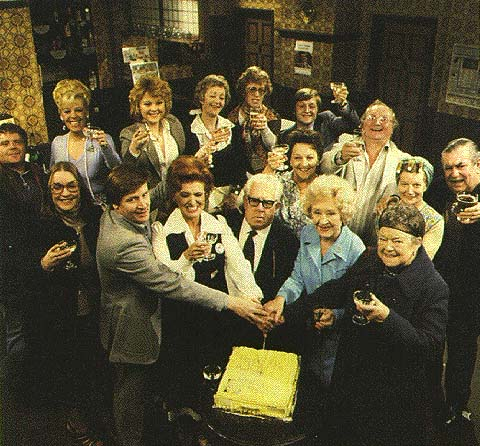 History of coronation street corriepedia coronation street uk