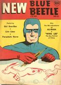 Blue Beetle Vol 1 22