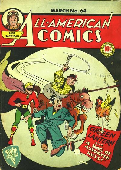 All-American Comics Vol 1 64