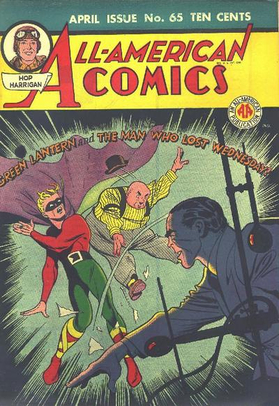 Cover for All-American Comics #65