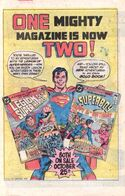 Superboy Legion Advert 01