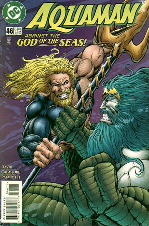 Cover for Aquaman #46