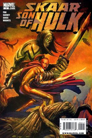 Skaar - Son of Hulk  300px-Skaar_Son_of_Hulk_Vol_1_5