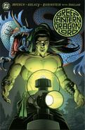 Green Lantern Dragon Lord Vol 1 1