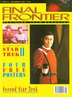 Final Frontier issue 6 cover