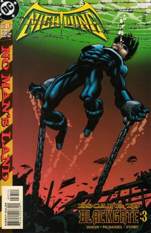 Cover for Nightwing #37