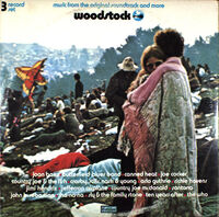 Woodstock 1 album cover