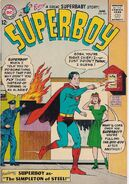 Superboy Vol 1 105