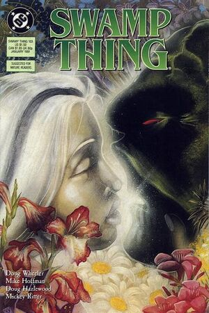 Cover for Swamp Thing #103