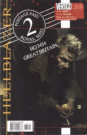 Cover for Hellblazer #175