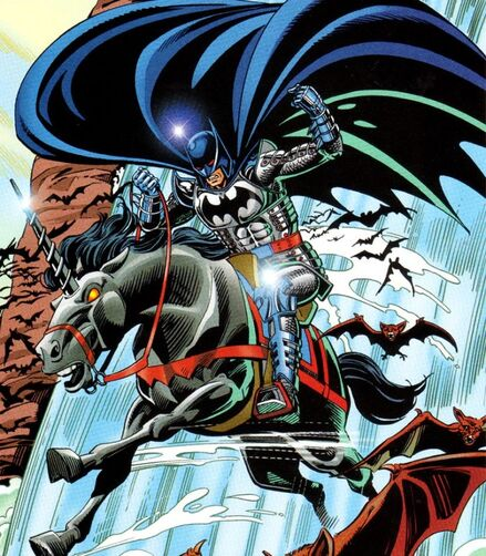 BATMAN BATMAN BATMAN! 439px-Batman_Round_Table_01