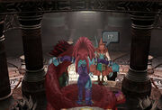 Fire Shrine FFIX
