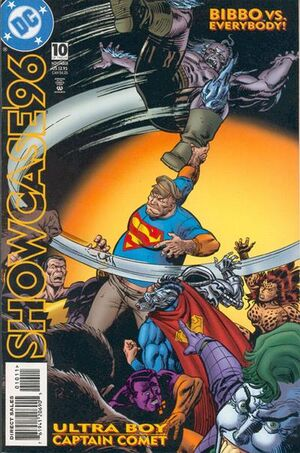 Cover for Showcase '96 #10