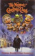 The muppet christmas carol - cassette soundtrack