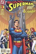 Superman Plus Legion of Super-Heroes 1