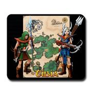 Paladin Mousepad