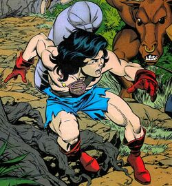 Superboy - The Last Boy on Earth