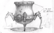 Cauldron concept