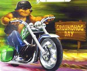 Ground Hog Card