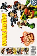 Young Justice Sins of Youth 1
