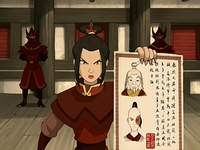 Zuko and Iroh&#39;s wanted poster