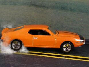 AMC Javelin AMX Orange Part 2