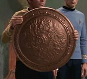 Pericles shield