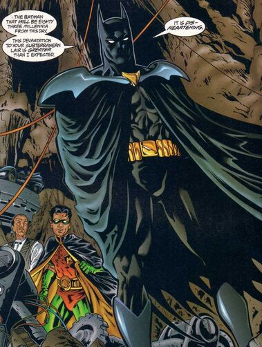 BATMAN BATMAN BATMAN! 379px-Batman_One_Million_01