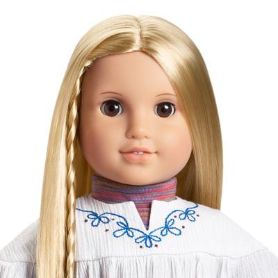 Julie Albright  |American Doll Julie Albright