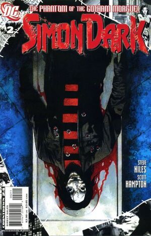 Cover for Simon Dark #2