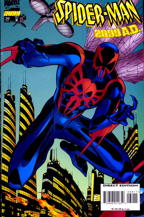 Spider Man 2099 Vol 1 39 Marvel Comics Database