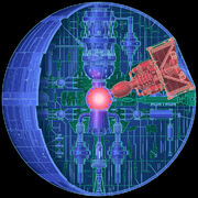 Deathstar blueprint