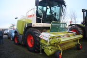 Claas PU 300 HD self propelled Forage harvesterIMG 4725
