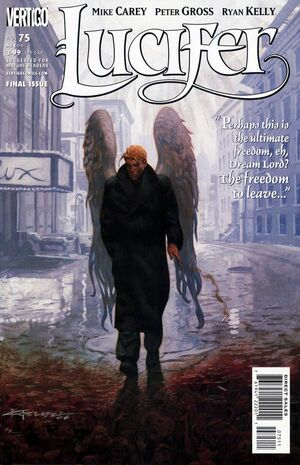 Cover for Lucifer #75