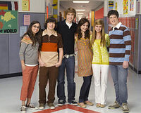 As the Bell Rings (United States) Cast (Season 2)