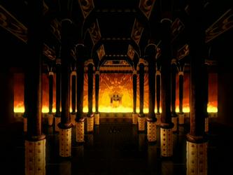 Sala do Trono War_Room_Palace