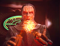 Dukat releasing pah-wraith