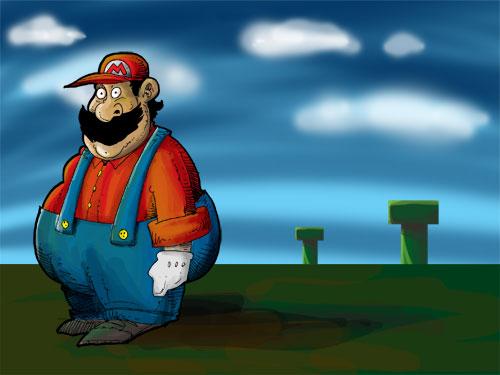 Un-Mario Wiki