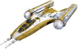 BTL-B Y-wing fighter