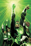 Green Lantern Corps 001